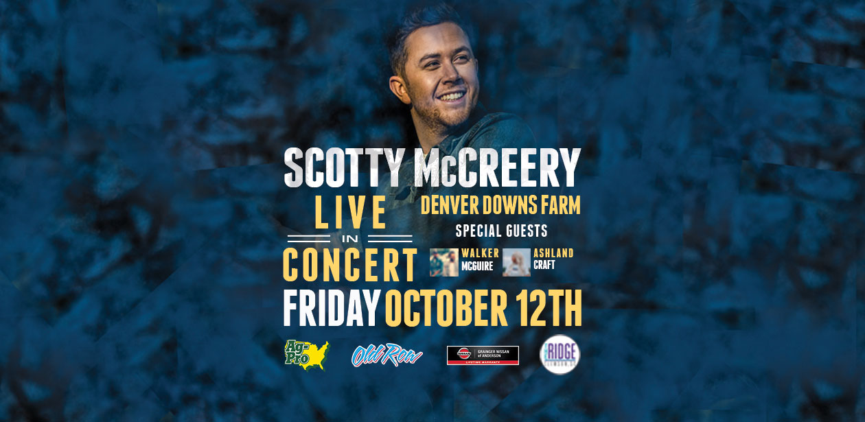 scotty mccreery concert